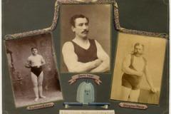 Wie der Steyrer Hans  zählte Greiner Vater zu den stärksten Männer Münchens