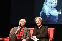 Ein launiges Sofagespräch mit Saubandenvorstandsmitglied Herbert Becke