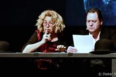 Michaela Mey und Jürgen Tonkel lesen Karl  Valentin