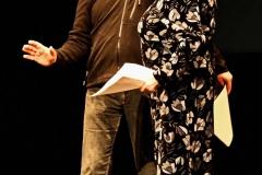 DAS Ehepaar auf der Bühne wie im privaten Leben  - Maria Peschek und Helmut Dauner