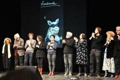Ein großer Dank an alle KünstlerInnen für ihre großartigen Auftritte
