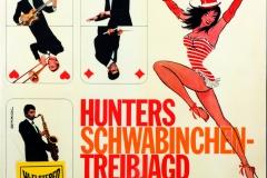 Hunters SchwabinchenTreibjagd, 1964