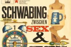Schwabing zwischen Sex und Sechs, ca 1960