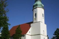 Kirche Mittelherwigsdorf Außenansicht