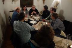 Treffen mit Kulturschaffenden der Stadt Zittau
